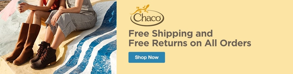 Chaco - Free Shipping and Free Returns on All Orders