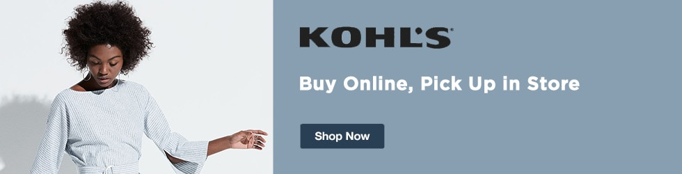 Kohls - Buy Online, Pick Up In Store