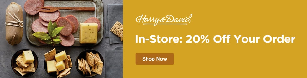Harry and David - In-Store: 20% Off at Harry & David