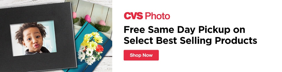 CVS Photo - Free Same Day Pickup on Select Best Selling Products