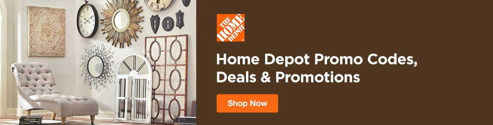 Home Depot - Home Depot Coupons, Promo Codes & Discounts