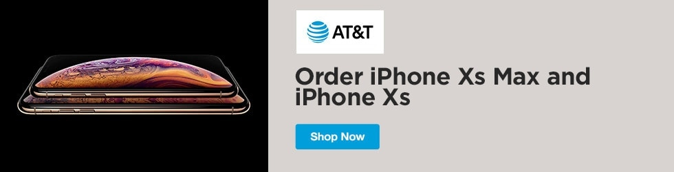 AT&T Wireless - Buy now iPhone Xs Max and iPhone Xs