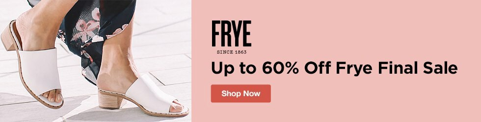 The Frye Company - Up to 60% Off Frye Final Sale