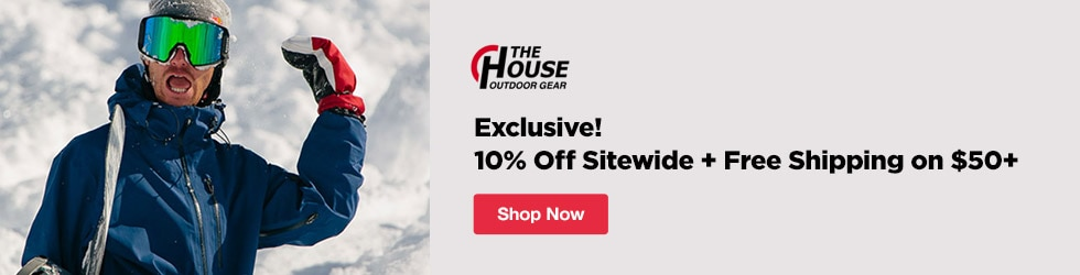 The House - Exclusive! 10% Off Sitewide + Free Shipping on $50+