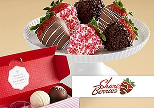 Save at Shari's Berries