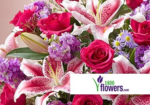 Save at 1800Flowers