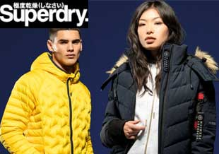 50% Off Superdry Sale