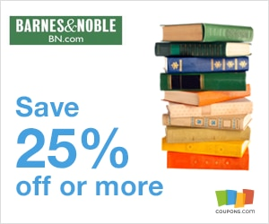 Barnes and Noble coupons & promo codes