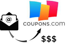 cash coupons.com graphic