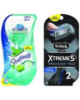 Skintimate®, Schick® Disposables