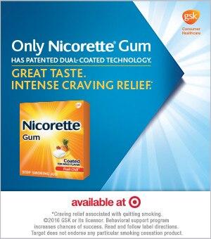 image relating to Printable Nicoderm Coupons named Nicorette® or NicoDerm® CQ®
