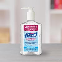 graphic relating to Purell Printable Coupons called PURELL® Material Discount codes, Printable Promotions - September 2019