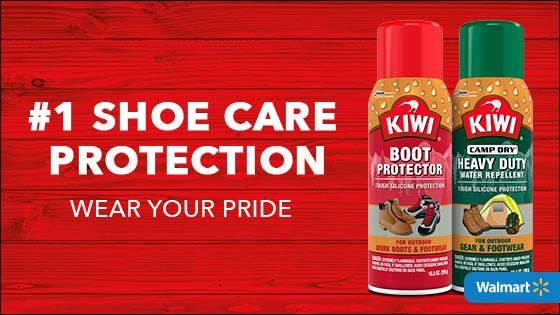 image relating to Shoe Show Printable Coupon referred to as Conserve up toward $5 upon Kiwi® goods at Walmart