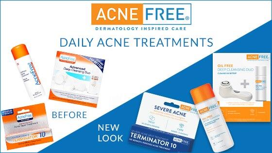 acne free coupons printable