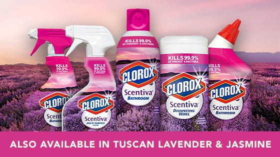 save up to 3 50 on clorox scentiva products