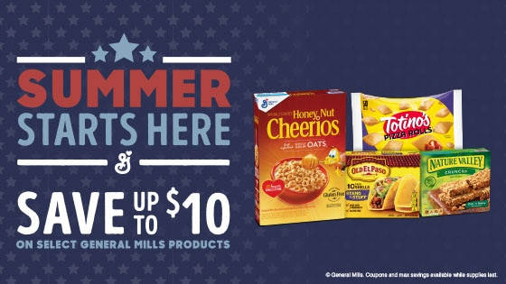image regarding General Mills Coupons Printable identified as Help you save upon Pick out All round Mills Summer time Favorites
