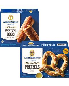 Auntie Anne's® At Home