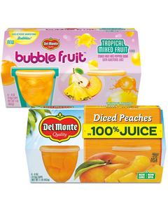 Del Monte® Fruit Cup® Snacks