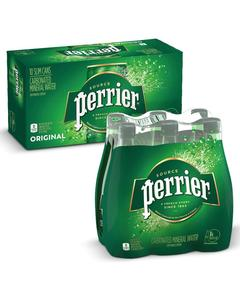 Perrier® Carbonated Mineral Water