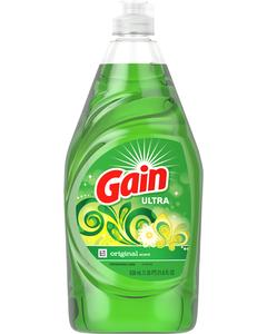 Gain Dishwashing Liquid image