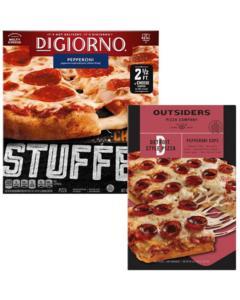DIGIORNO®, OUTSIDER'S®, or California Pizza Kichen