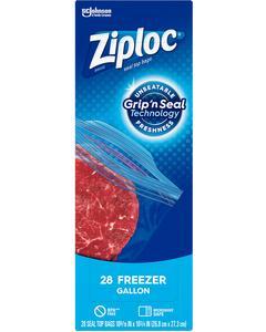 Ziploc® Freezer Storage Bag