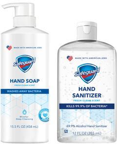 Safeguard Hand Soap