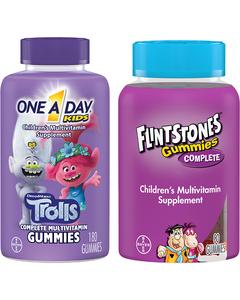 Flintstones™ or One A Day® Kids