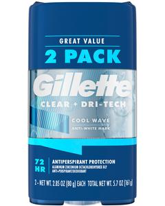 Gillette Body Wash / Deodorant image
