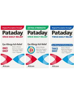 PATADAY® Eye Allergy Itch Relief Drops