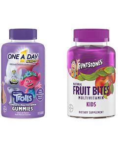 One A Day® OR Flintstones™