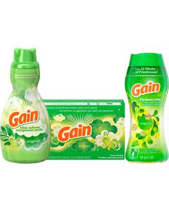 GAIN FABRIC ENHANCERS LARGE image