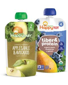 Happy Baby® Organics