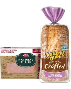 Nature's Own® & Hormel Natural Choice®