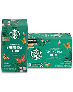 Starbucks® Packaged Coffee