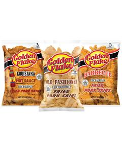 Golden Flake Pork Skins Bags image