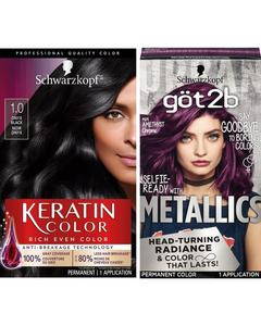 Schwarzkopf® Keratin Color or göt2b® Color image