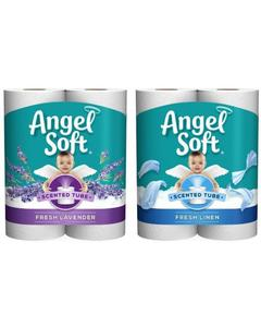 Angel Soft Bath Tissue (Scented)