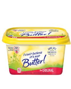 I Can't Believe It's Not Butter!®