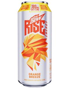 Mountain Dew® Rise Energy