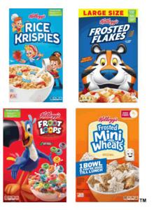 Kellogg's® Cereal