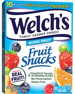 Welch's® Fruit Snacks image