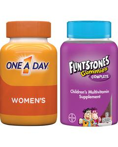 ONE A DAY® OR FLINTSTONES™ image