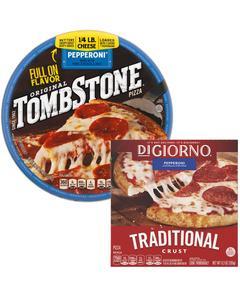 DIGIORNO® or TOMBSTONE®