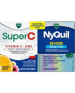 V DayQuil-NyQuil Cough Relief