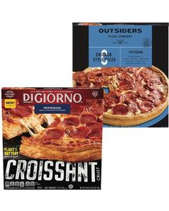 DIGIORNO® or OUTSIDERS®