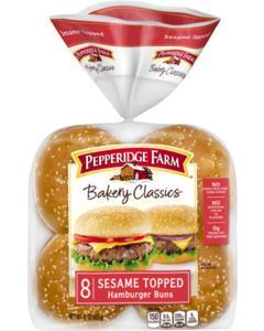 Pepperidge Farm Buns or Rolls