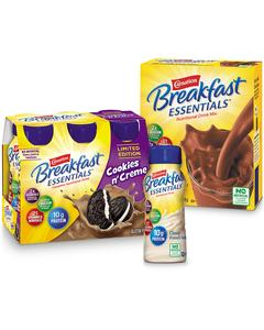 Carnation Breakfast Essentials® Nutritional Products