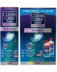 CLEAR CARE® Solution