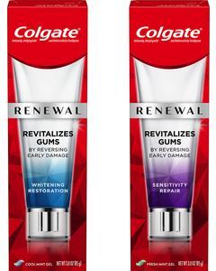 Colgate® Toothpaste Gum Renewal